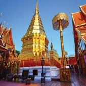 泰國雙城 清邁 清萊 金三角 4日遊–2020