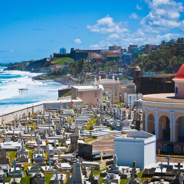 加勒比海波多黎各6日遊-2020