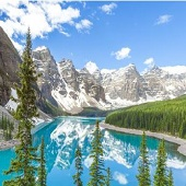 5 Days Splendid Canadian Rockies-2019