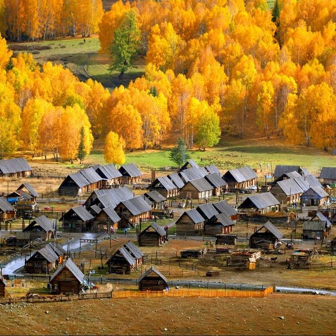 北疆喀納斯湖、魔鬼城8日遊-2020