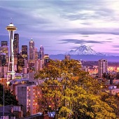 舊金山+納帕谷+海紅木+火山湖+西雅圖+雷尼爾5日(R5)-2021