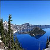 紅木公園 – 火山湖公園 - 俄勒岡州3日精華遊 (O3)-2021