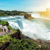 纽约+费城+华盛顿特区+沃特金斯峡谷+尼亚加拉瀑布 6日游-2021