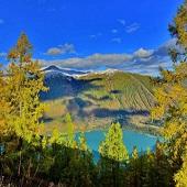 十天乌鲁木齐,富蕴,可可托海,布尔津,禾木村,喀纳斯湖,黑油山,北疆风光美景纯玩游