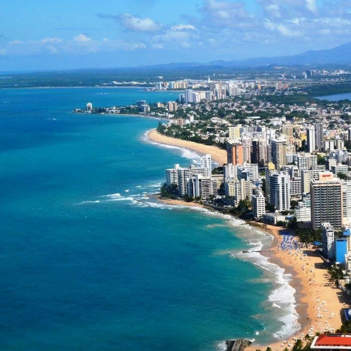 加勒比海波多黎各5日遊-2019