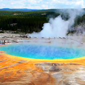 Two nights of Yellowstone - Deep Deluxe 5 days-2021