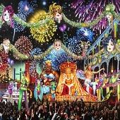 休斯顿新奥尔良狂欢节6日游-2020