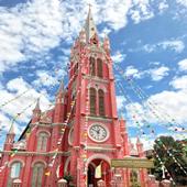 十二天尊尚越南河內峴港胡志明市柬埔寨暹粒-2020