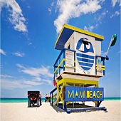 Miami+ Fort Lauderdale+ Key West+ Tampa+ Orlando 7-Day Tour-2021