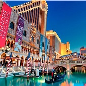 Las Vegas-Grand Canyon-Los Angeles 4 Days Deluxe-2020