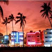 邁阿密+西鎖島+棕櫚灘+羅德岱堡 5日遊-2020