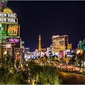 LOS ANGELES-GRAND CANYON-LAS VEGAS 4 DAYS
