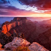 LOS ANGELES - LAS VEGAS – GRAND CANYON-ANTELOPE CANYON-SKY WALK