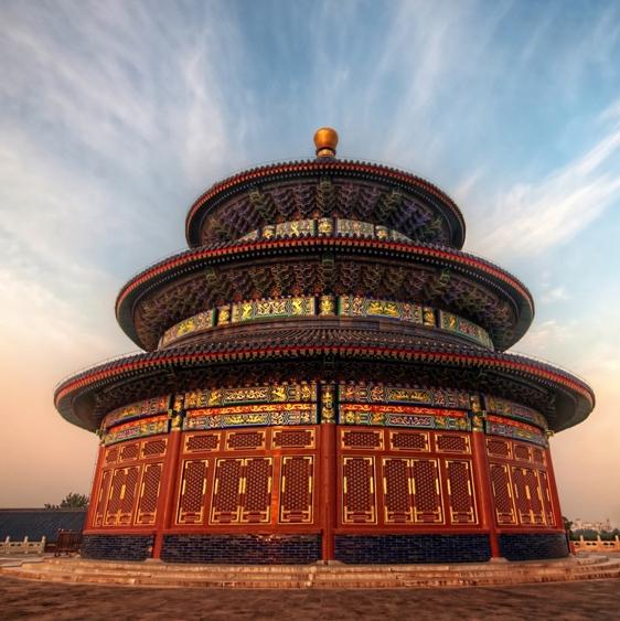 新皇城古都 北京一地5天遊-2020