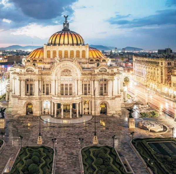 墨西哥城四天三夜(天天出發) -2021