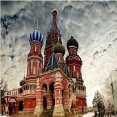 2020风情俄罗斯,金环小镇双首都8日