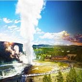 黃石兩晚深度-大提頓-西峽谷-拉斯維加斯精品7天-2021